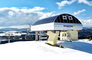 3–5denní pronájem horské chaty v komplexu Avalanche v Jeseníkách pro 2–12 osob