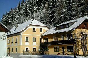 Rakousko - Lungau / St. Michael na 6 až 8 dní, polopenze s dopravou vlastní