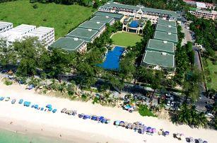 Thajsko - Phuket na 9 až 10 dní, polopenze nebo snídaně s dopravou letecky z Prahy