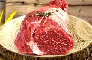 1 kg kvalitního hovězího masa plemene Angus
