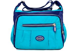 Dámská nylonová taška přes rameno v různých variantách
