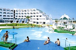 Tunisko - Monastir na 10 dní, all inclusive s dopravou letecky z Prahy