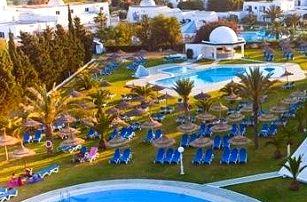 Tunisko - Hammamet na 10 dní, all inclusive s dopravou letecky z Prahy