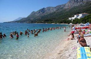 Chorvatsko - Gradac na 8 až 10 dní, all inclusive nebo polopenze s dopravou autobusem nebo vlastní