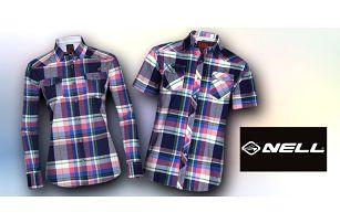 Pánská a dámská košile Nell