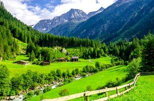 Jaro i léto v italských Alpách pro DVA s neomezeným wellness a polopenzí