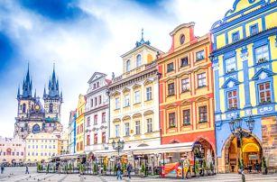 Praha se snídaní a extra dlouhou platností