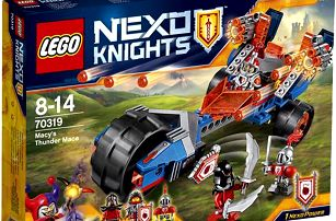 LEGO® Nexo Knights Macyin hromový palcát