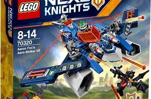 LEGO® Nexo Knights Aaronův Aero Striker V2