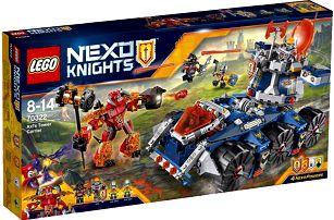 LEGO® Nexo Knights Axlův věžový transportér