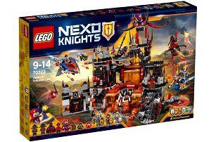 LEGO® Nexo Knights Jestrovo sopečné doupě