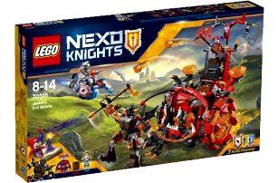 LEGO® Nexo Knights Jestrovo hrozivé vozidlo