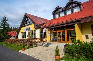Léto v Hotelu Rysy *** ve Vysokých Tatrách s polopenzí