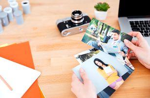 Vyvolání 100 nebo 200 ks fotografií 9x13 cm nebo 10x15 cm na kvalitním fotopapíru Fuji CA