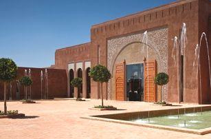 Maroko - Marrákeš na 8 až 12 dní, all inclusive s dopravou letecky z Prahy