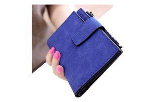 Dámská peněženka v drobném provedení - 5 barev