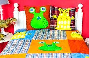 Dětské přehozy na postel