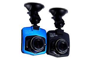 Přední kamera do auta s 2,4 displejem