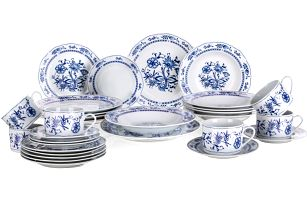 Banquet 30dílná jídelní sada Onion