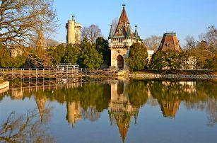Kouzelný zámek Laxenburg, čokoládovna a plavba po podzemním jezeře! Poznávací zájezd do Rakouska