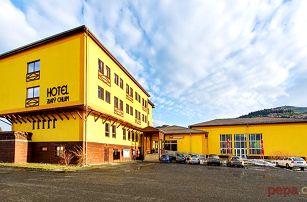 3–6denní pobyt pro 2 se snídaněmi a saunou v hotelu Zlatý Chlum*** v Jeseníkách