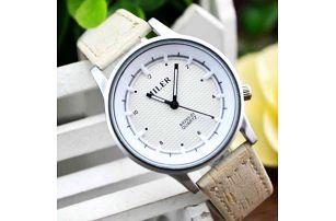 Minimalistické unisex hodinky ve třech barvách