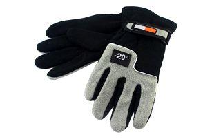 Zimní pánské rukavice do extrémního mrazu