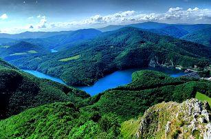 Romantika pro dva v krásné přírodě u přehrady, Košice: 3-5 dní s polopenzí + bazén a vířivka