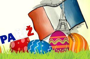 2099 Kč za zájezd do velikonoční Paříže 14. - 17.4.2017. Cena včetně dopravy a noclehu