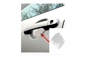 Ochranné folie na kliku od auta - zabraňte zbytečným škrábancům!