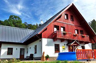 Pobyt ve vybavených apartmánech v Krkonoších
