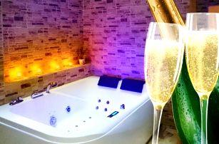 2–4denní luxusní pobyt pro 2 ve wellness apartmá hotelu Excellent*** v Praze