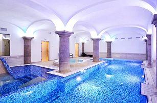4–6denní wellness pobyt pro 2 s polopenzí v hotelu Malý Pivovar**** u Českého ráje