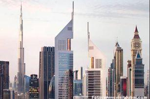 Pobyt v Dubaji v 4 * hotelu pro 2 osoby se snídaní na 1 noc. Dítě do 6 let zdarma.