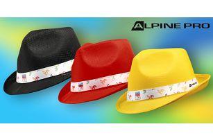 Pánské klobouky z kolekce Alpine Pro OH