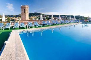 Španělsko - Costa del Maresme na 9 až 10 dní, plná penze nebo polopenze s dopravou autobusem nebo letecky z Prahy