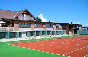 First minute letní pobyt na Šumavě pro DVA s polopenzí, saunou a bazénem + děti zdarma