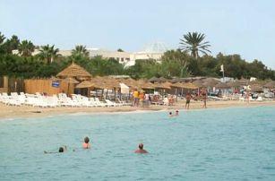 Tunisko - Port El Kantaoui na 12 až 15 dní, plná penze nebo polopenze s dopravou letecky z Prahy