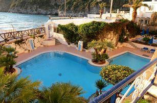 Itálie - Ischia na 8 dní, polopenze s dopravou letecky z Prahy