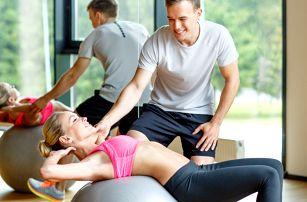 Lekce s profesionálním fitness trenérem