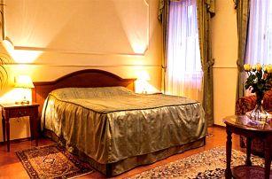 3–6denní wellness pobyt v hotelu Renesance Krásná Královna ve Varech pro 2 osoby