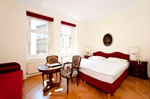 Luxusní Vídeň**** na 3 nebo 4 dny včetně snídaní pro 2 osoby + dítě do 12 let, platí 1 rok