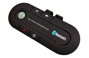 Bluetooth hlasité handsfree 2 v 1