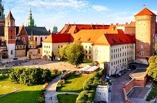 Hotel Start** blízko centra Krakova