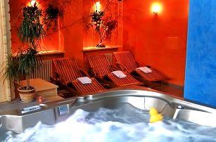 3–6denní pobyt pro 2 s polopenzí a saunou v Krkonoších v hotelu Vápenka