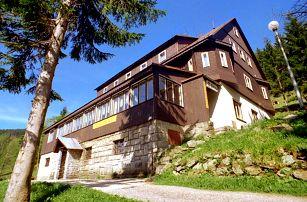 3–8denní pobyt pro 2 osoby s polopenzí v Horském hotelu Flora v Krkonoších
