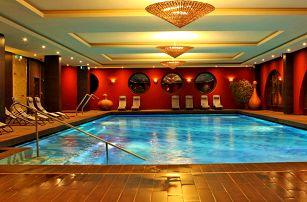 Relax u Budapešti pro DVA s neomezeným wellness a stravou v oceněném 4* hotelu