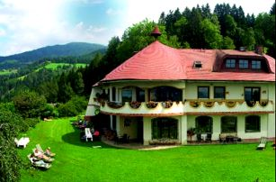 Pobyt ve 3* hotelu vícekrát oceněném jako ekohotel č.1 v Rakousku. Nádherné prostředí a bio strava