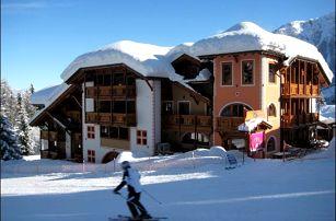 Itálie - Dolomiti Brenta (Val di Sole) na 8 dní, polopenze s dopravou vlastní