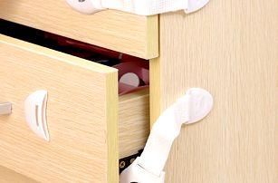Dětská bezpečnostní zábrana na zásuvky - 3 kusy